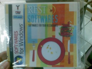 Cover CD